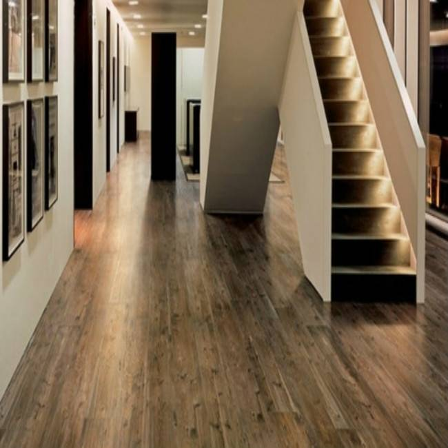 Wear resistant enegry saving heating floor for house use