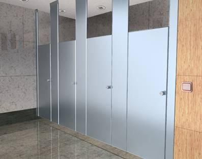 Best quality aluminum toilet partitions, toilet cubicle, toilet cubicles door lock cheap bathroom