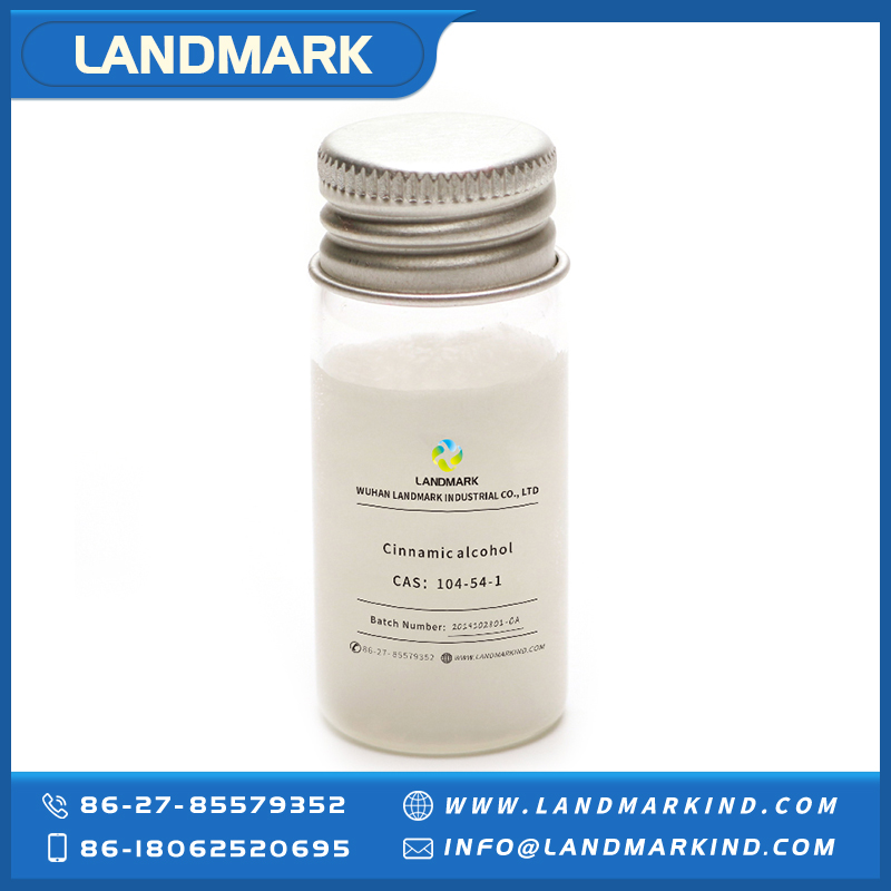 High Quality 99%min CAS 104-54-1 Cinnamic Alcohol for Flavors and fragrances