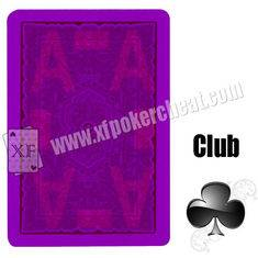 Gambling Cheat Copag 139 Paper Marked Invisible Playing Cards For UV Contact Lenses