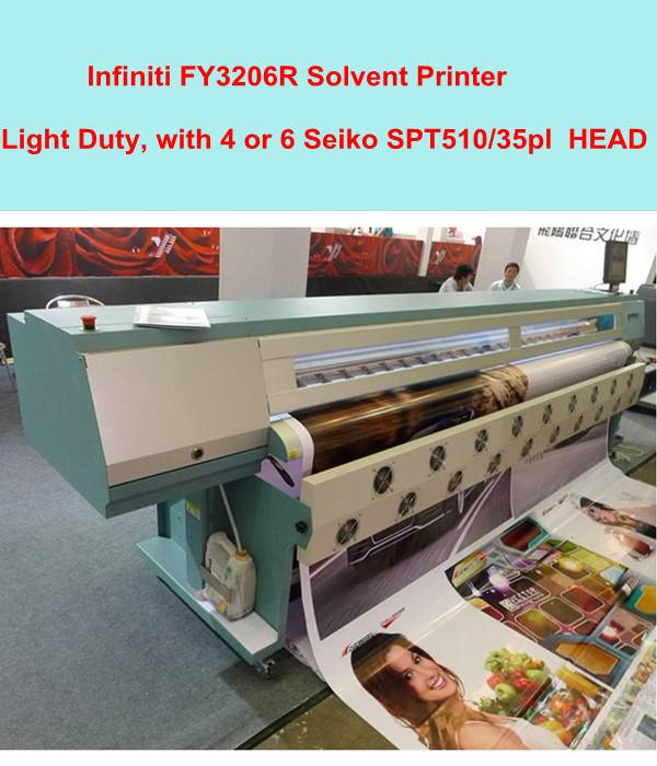Seiko large format Printer FY3208R (SPT510/35pl)