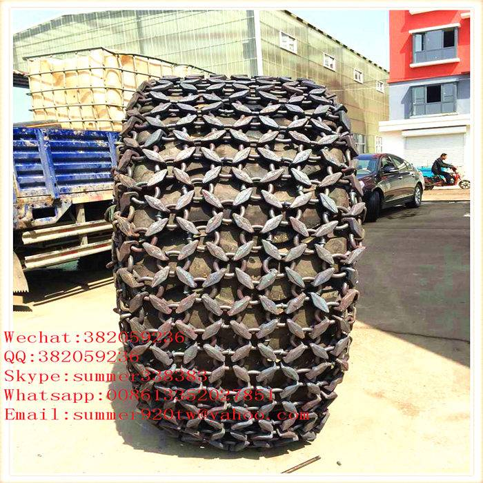 20.5-25tire protection chain used in mining