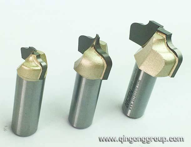 High Quality Carbide Edged CNC Router Classical Ogee Bit