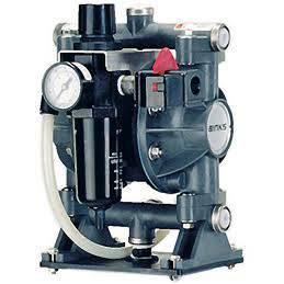 BINKS Gemini Diaphragm Pump