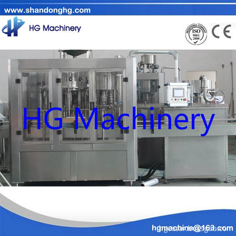 Juice Production and Filling Line