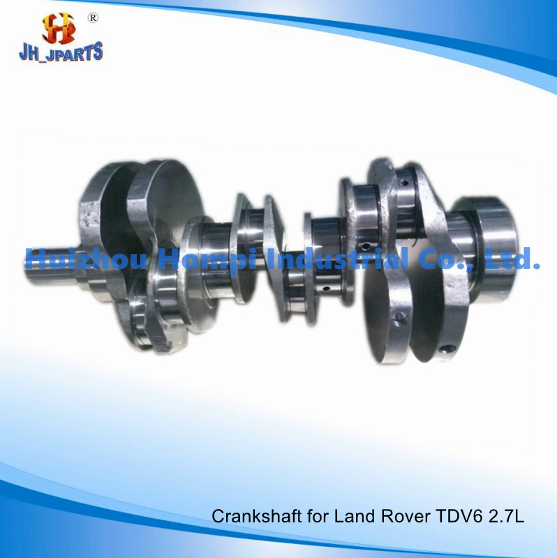 auto parts Crankshaft for Land Rover Discovery Range Rover 5 Tdv6 306dt/V6b44 2.7L/3.0L