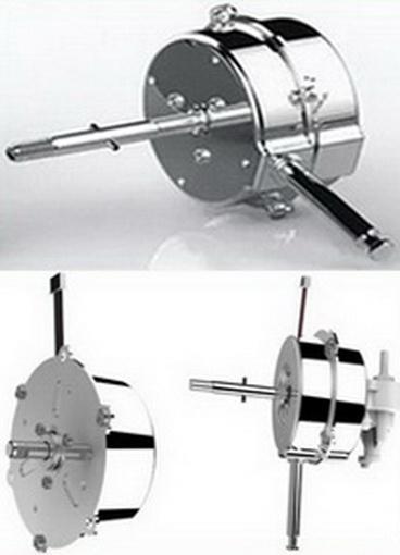 DC motor for powerfrugal Fan