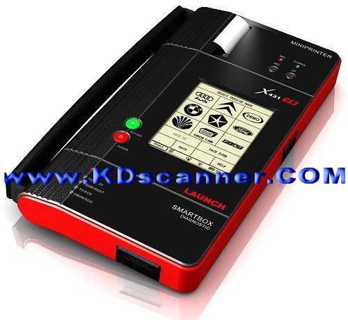 Launch x431 Master Super Scanner(msn:jessie@kdscanner.com)