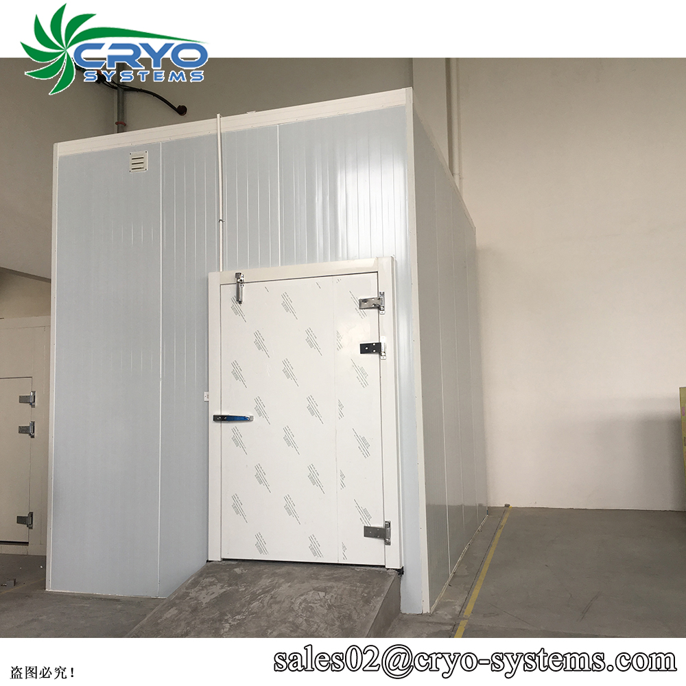 cryo systems freezer room cold storage room panel