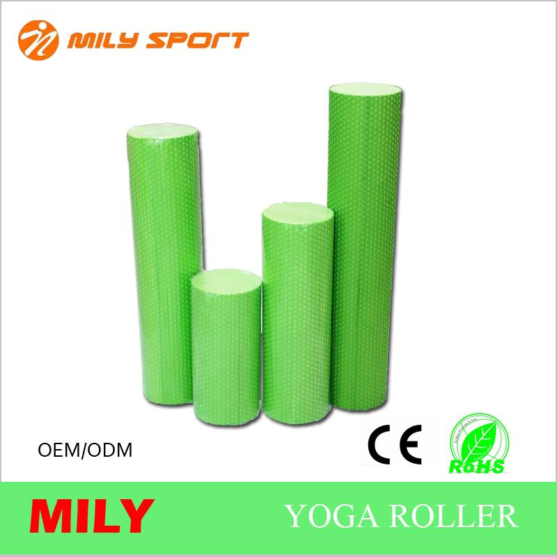 hot sale exercise foam rollers colourful