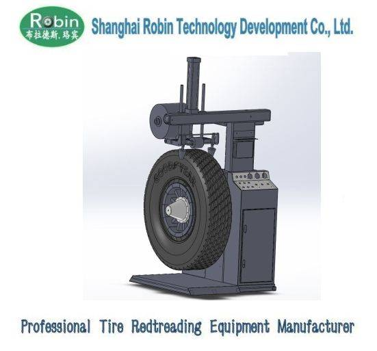 Tyre Retreading Plant-Building Machine
