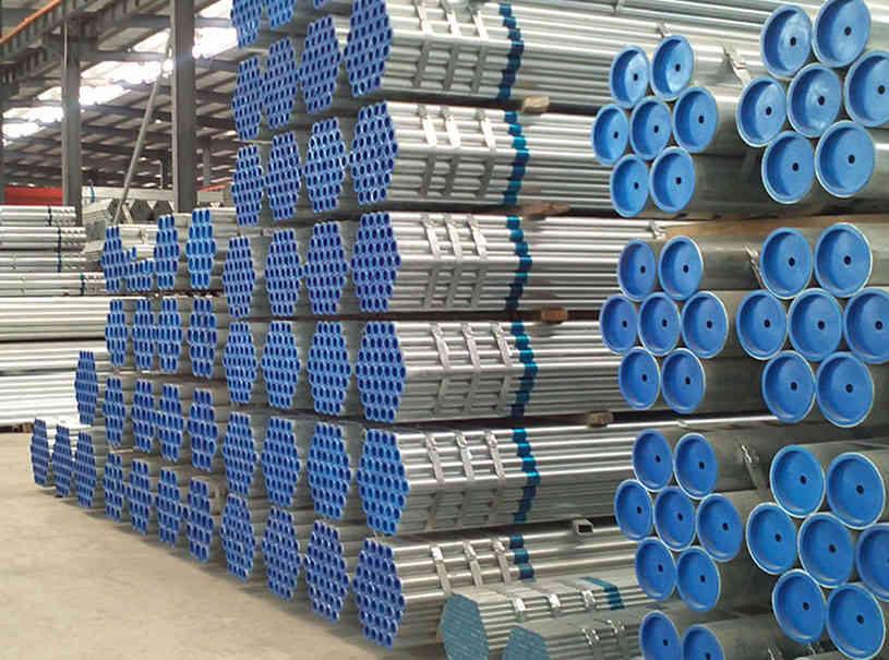 ASTM A53 Galvanized Steel PipeASTM A53 Gavanized Steel Pipe Greenhouse Steel Galvanized Pipe