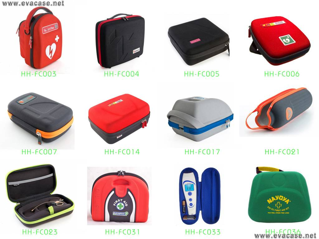 Cheap Hard Shell First Aid kit cases Factory price