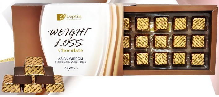 Leptin Weight Loss Chocolate,Hotsale Slimming Products