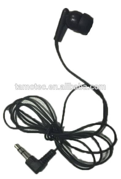 cheap MONO disposal earphones