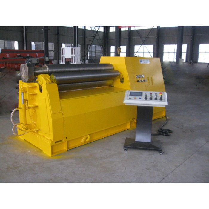 CNC iron plate bending machine