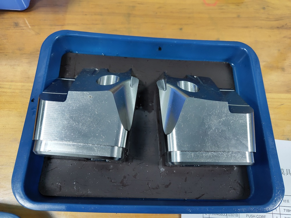 2020 Chinese supplier/plant of precision mold parts and mold components