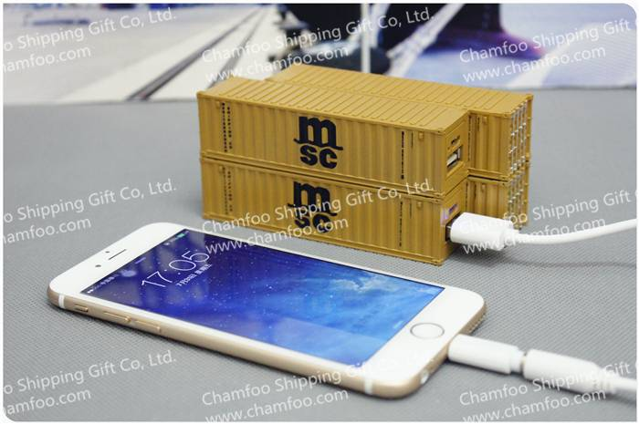 Container Power Bank
