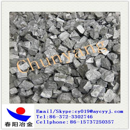 Calcium Silicon Alloy / CaSi Ferro alloy from China Anyang