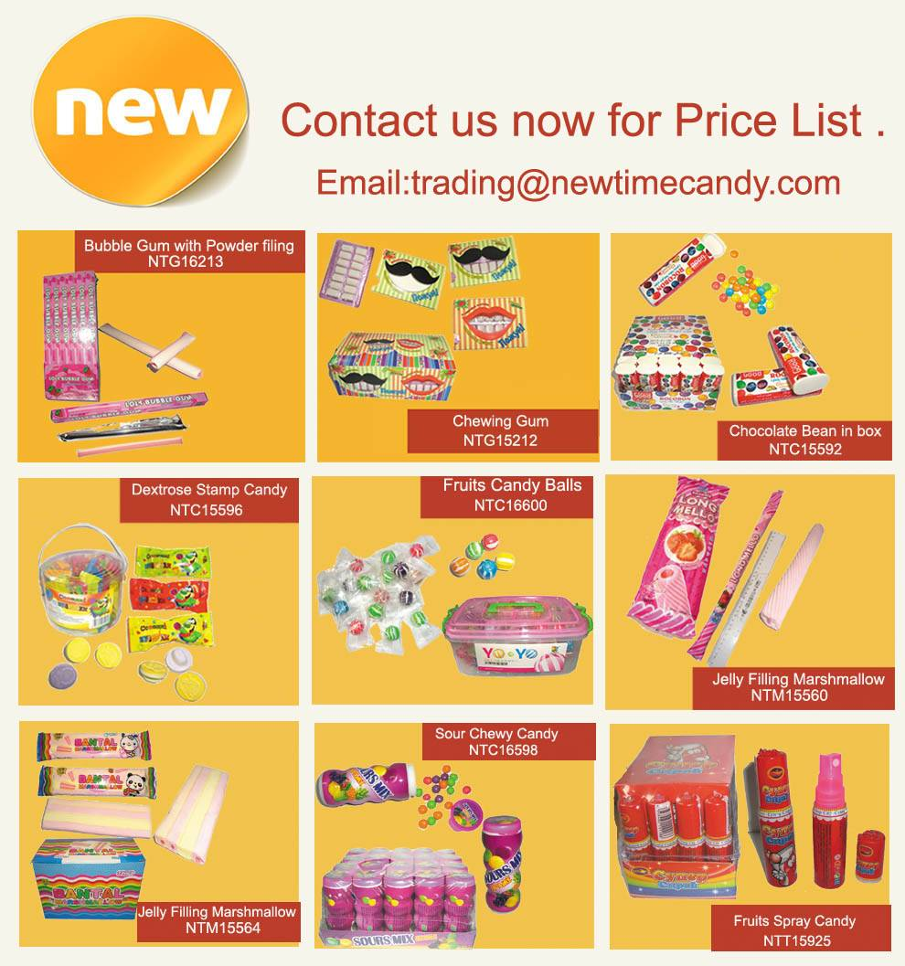china candy factory jelly candy factory