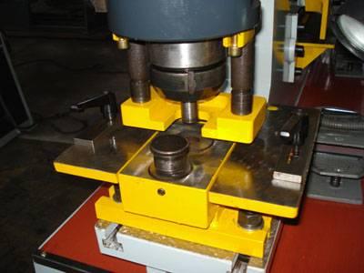 busbar bending cutting punching machine