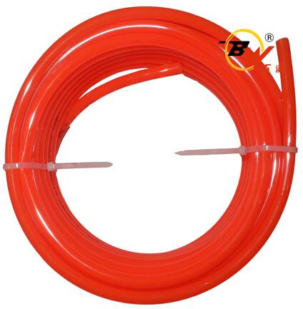 Diameter:8mm x length 10M PE straight air hose for Pneumatic system