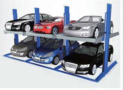 Stacked Type Car Parking System