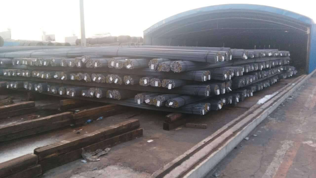2017 Hot Selling Reinforced Deformed Steel Bars