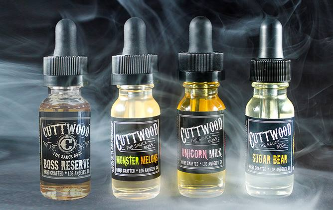 CUTTWOOD E-LIQUID
