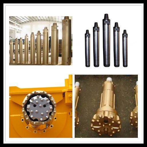DTH Hammer, DTH Bit, dth drill pipe,dth hammers bits
