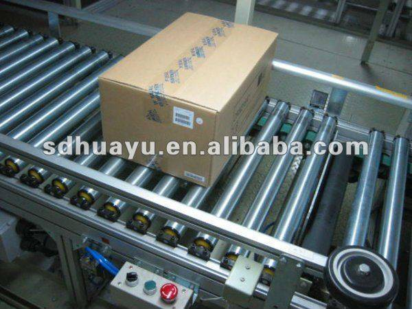 roller galvanized Plastic spraying Transport line