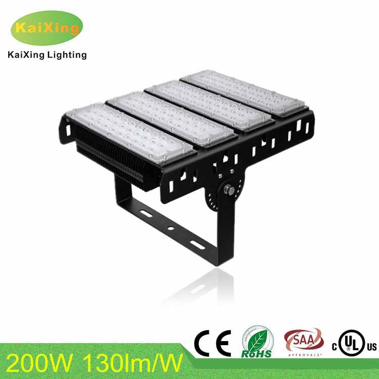 led flood lighting 200W commercial outdoor flood lights led