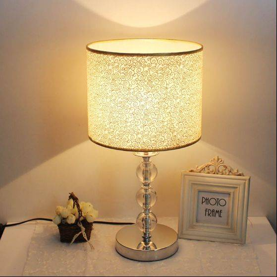 new modern  table lamp hotel decorative desk lighting