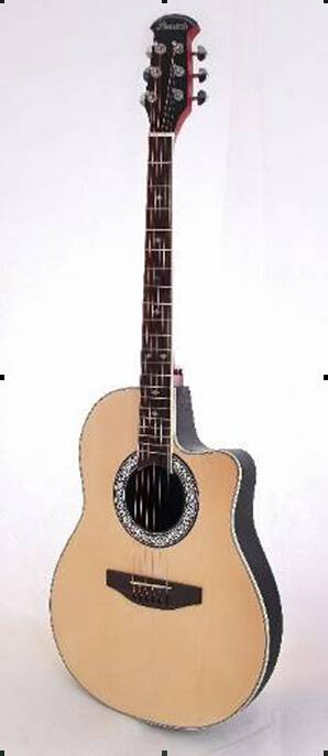hdy13 +41'' Ovation guitar Best Solid Wooden guitar popular violin handmade guitae