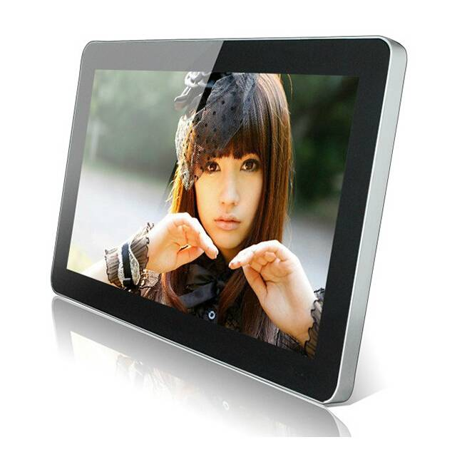 "42"" Android network wall mount lcd adveritisng player for mall"