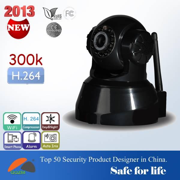 Quick Zoom H.264 Wifi P2P 29.9 USD remote control wireless IP Camera