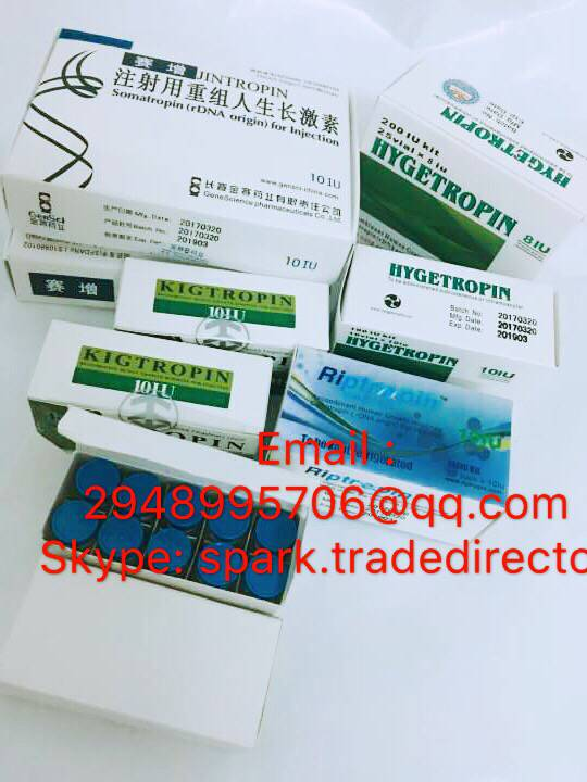 Kigtropin hgh human growth hormone original somatropin hgh hygetropin igtropin