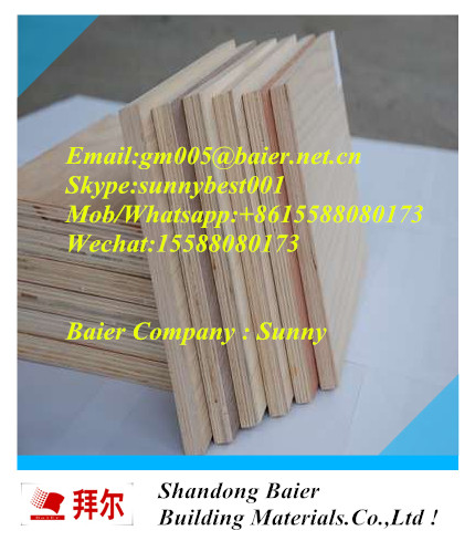 Poplar Core Commercial 4x8 plywood cheap plywood for sale