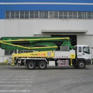Heavy Truck for Construction Project