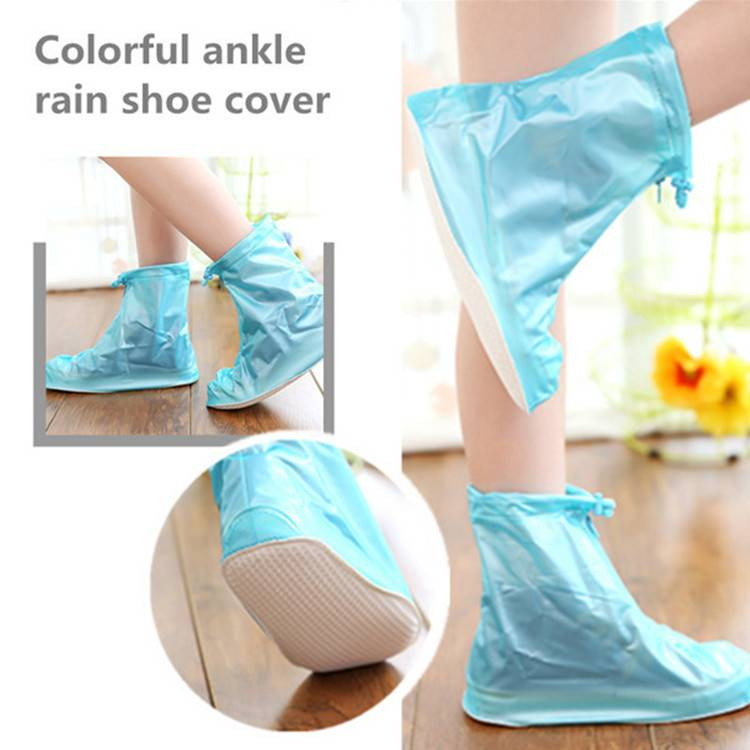 No Need Take Off Shoes Magic Rain Shoe Cover