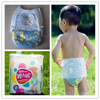 Hot Sale High Quality and Absorption Super Thin Baby Diapers