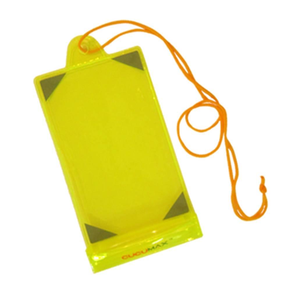 PVC dry waterproof phone bag