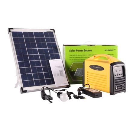 portable solar lighting kit, solar lamps, solar chargers for mobile phone, portable solar power gene