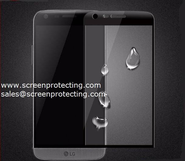 Screen Shield 2.5D Screen Guard Screen Protection 9H Tempered Glass Screen Protector for LG G5