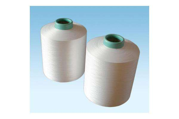 Polyester sheath core low melt yarn