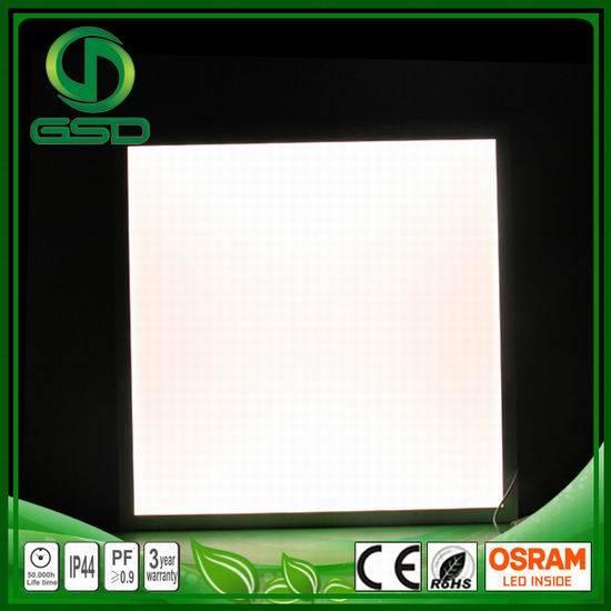 Osram 36w-600*600 led lpanel light with Aluminum+PMMA