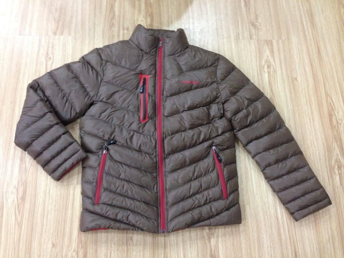 LM006 men'simitation down jacket