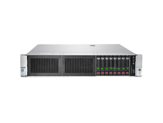 HP ProLiant DL380 G9 2U Rack Server for Rental