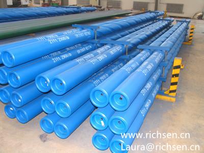 OCTG API-7 Drill Collar Oilfield Tubular Products Drill Pipe