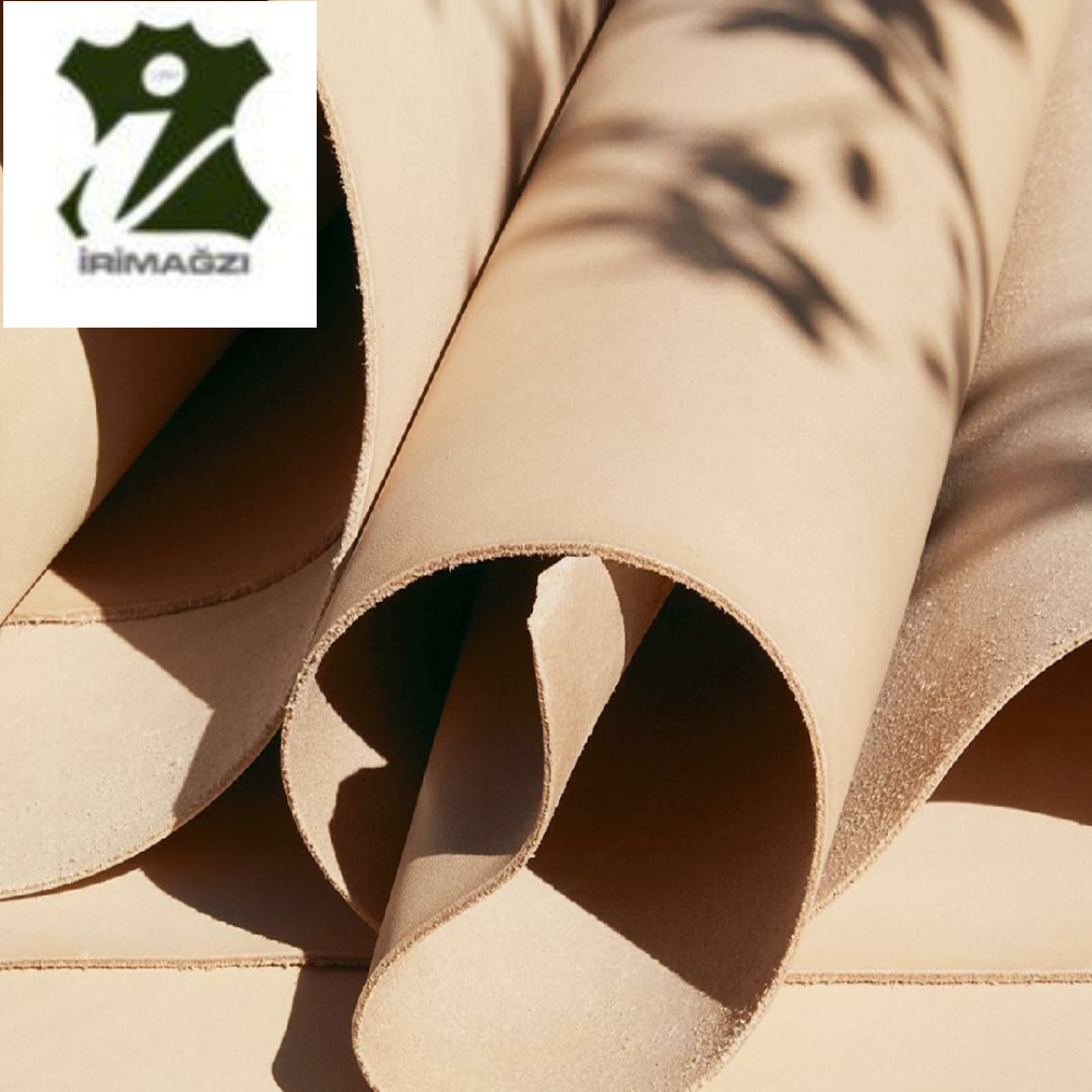 Italian Vegetable Tanned Leather Superior Oak Veg-Tan Sides